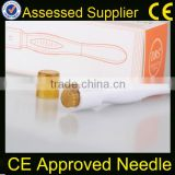 CE Approved Needle Portable Derma Stamp Micro Roller For Skin Rejunveation Cellulite Reduction