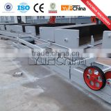 rubber belt conveyor used in beneficiation plant/crushing plant