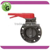 2 inch Plastic Upvc Butterfly Valve for Irrigation