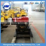 high quality 200m deep water well drilling and rig machine,portable drilling rig,small water well drilling rig