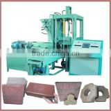 for making cement hollow block best seller semiautomatic hydraulic concrete brick machine