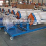mobile sludge dewatering filter press used for fermentation, enzymes, RNA gelatin, food and beverage