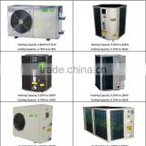 Double compressor scroll type Water Heater Air to water heat pumps /Air source heat pump