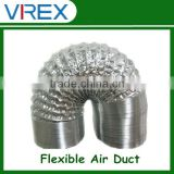 Double Layer Hydroponics HVAC tools Air Duct