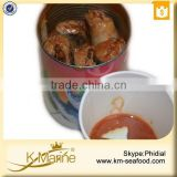 2015 Halal Chinese Canned Mackerel Fish in Tomato Sauce