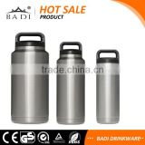 usa hot sale professional manufacture 36 oz siliverstainless steel vacuum rambler bottles for keep cool and warm