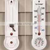 Outdoor Indoor Wall Kerosene Thermometer Key Hider