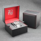 2017 fashion custom leather wrist watch box