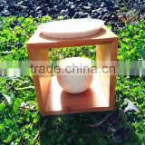 Bamboo Square Vaporizer, Essential Oil Shelf Supplies Buddhist Supplies