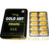 INquiry about GOLD ANT Male  Stimulant