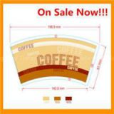 Custom 187ml Ice Cream Cups New Paper Cup Blank