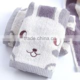 wholesale baby bamboo face towel , bamboo square yarn dyed face towels
