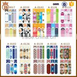 Wholesale Colorful Full 3D Nail Stickers /Patch with Various Designs