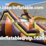 inflatable obstacle course for kids party game ID-OB039