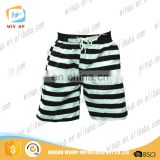 2016 High quality fabric custom wholesale couple beach shorts fashion boardshorts men swim shorts