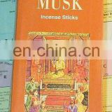 MUSK INCENSE STICK