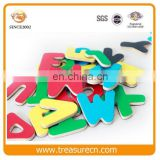 Colorful child ABC letter alphabet educational fridge magnets
