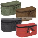 Tactical MOLLE Compatible Rounded Utility Pouch Medical Equipment