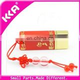 New Red Chinese Knot Wish Pattern 8G USB Flash Drive