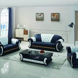 Home Furniture Leather Sofa with Genuine Leather Sofa