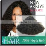 New Arrive 6A Hair Best Quality Puffy Brazilian Loose Wave Hair