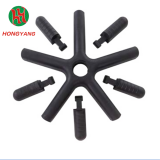 Nylon Hydraulic Chair Base Depart For Easy Loard