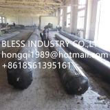 Durable Pneumatic Inflatable Culvert Balloon Exported to Kenya