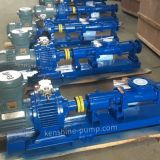 G high pressure eccentric helical pump for high viscosity fluids
