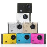 2015 Best Selling product Wifi action camera hot sales Zoom action camera with Lithium-ion battery 1050Mah/3.7V