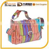 Laminated Buckle Diaper Bag Shoulder Diaper Bag Baby Diaper Bag