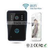 WIFI002A wireless video door bell