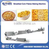 Bulk corn flakes production line/manufacturing machine