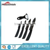 hot sell black Ceramic Kitchen sharp Knife Set