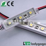 Epistar Chip Waterproof 5050 smd stainless led module led light 12v module