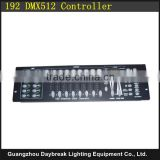 Hot sell192 DMX light controller, 192 dmx led dimmer controller, High quality operating DMX 192 controller