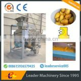 Leader high quality factory price automatic mango pulping machine offering its services to overseas