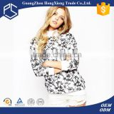 o neck various patterns fashion type blank high quality hoodies wholesale