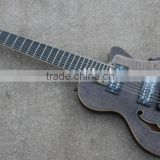 NEW BRAND 7string JAY TURSER Electric guitar with flame maple top ebony fingerboard semi-hollow body