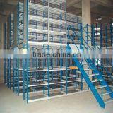 adjustable combination ladder and platform