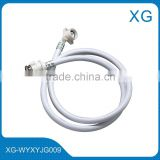 1.5 meter washing machine inlet flexible hose for Asian market/pvc flexible drain hose/pvc washing machine drain hose