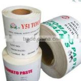 thermal labels/ self adhesive labels / hang tags/sticker/ barcode label/ labels