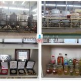 China Hutai Mini Small Scale Oil Refinery for Crude Oil/oil refinery for sale/ crude palm oil refinery