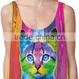 Tank Top Product Type and Adults Age Group Print Tank Top