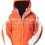 Warm men's breathable crane snow ski wear ski jacket