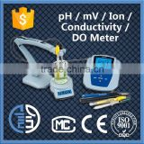 MP551 Benchtop pH/mV/Ion/Conductivity/DO Meter multi-parameter water quality analyzer                                                                         Quality Choice