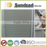 cordless sliding magnetic tilt and lift system blinds for windows with built in blind inside double glass window