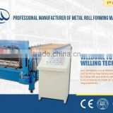 high efficient products metal wall and roofing panel roll forming machine for architecture