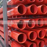 steel pipe for fire sprinkler system with UL FM