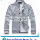 wholesale plus size mens outdoor coat without hood