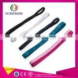 Stylish Polyester Novelty Spring Silicone Hair Bands